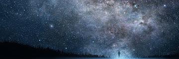 Night Sky Wallpaper 4k