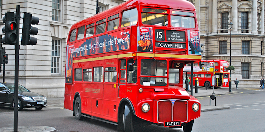 Why London buses are red
