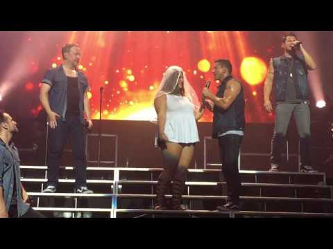 98 DEGREES HELPS WITH EPIC PROPOSAL AT CONEY ISLAND #1
