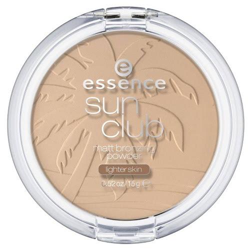 Sun Club Matt Bronzing Powder by essence #13