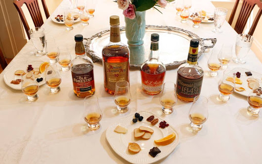 The Spirit of Kentucky: How to host a bourbon tasting