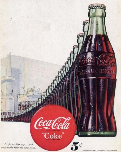 fórmula coca-cola