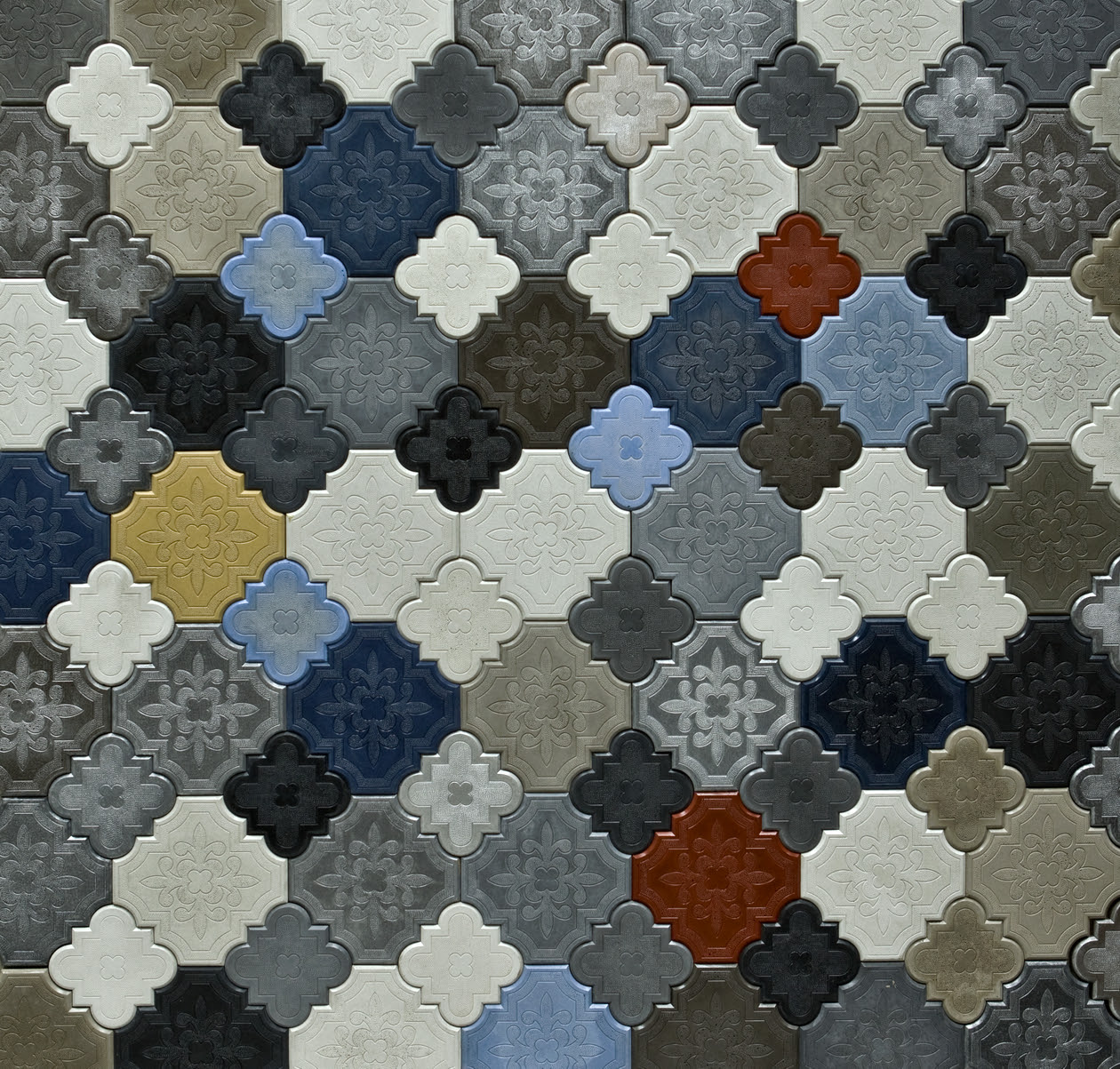 Amazing cement tiles by IVANKA | mapsil