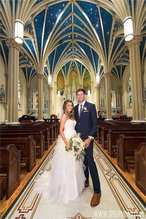 St. Mary's Church Annapolis Wedding ? tPoz Photography
