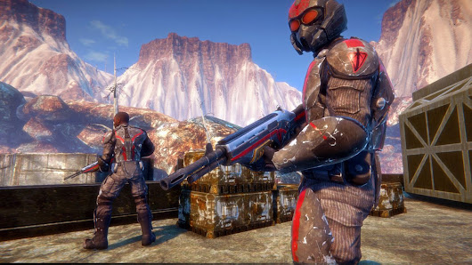 Signups begin for Planetside 2's beta on PS4