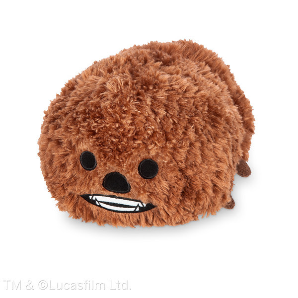 Star Wars OT Tsum Tsum Official Release Date & Glam Shots | Anakin And His Angel