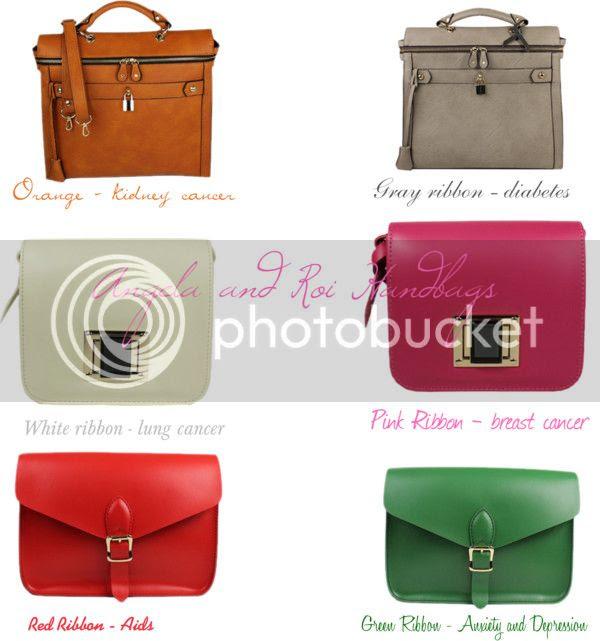 angela and roi handbag collection