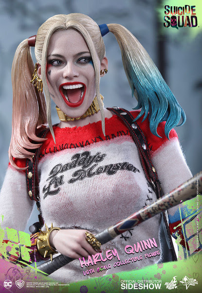 Suicide Squad Harley Quinn 1/6 Scale Figure