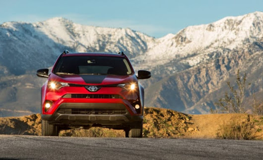2018 Toyota RAV4 Adventure Rules the Outdoors