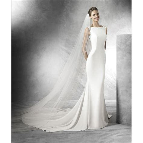 pronovias  collection tatiana wedding dress