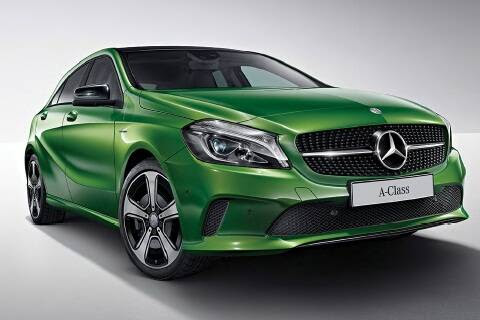 Mercedes-Benz A-Class Price in India, News, Reviews ...