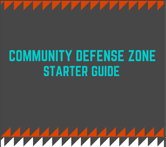 Your Guide to Creating Community Defense Zones