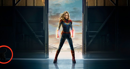"Watch the ""Captain Marvel"" Trailer RIGHT HERE, RIGHT NOW…."