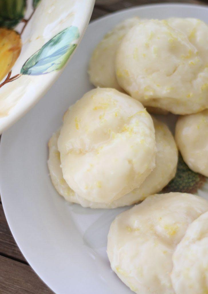 Lemon Almond Ricotta Cookies | Gutsy Gluten Free Gal ...