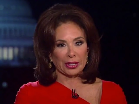 Judge Jeanine: 'Paul Ryan Needs to Step Down' - Breitbart