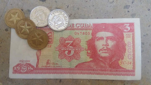 Cuban Currency 2017 - Cracking the Cuban currency code