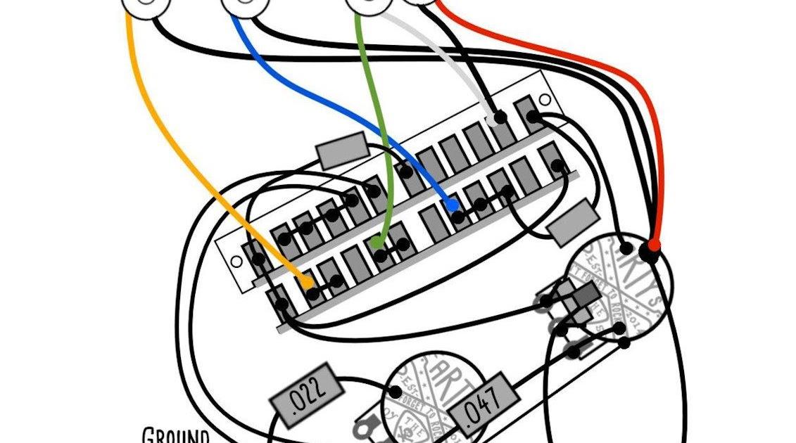 Charvel Model 4 Wiring Diagram