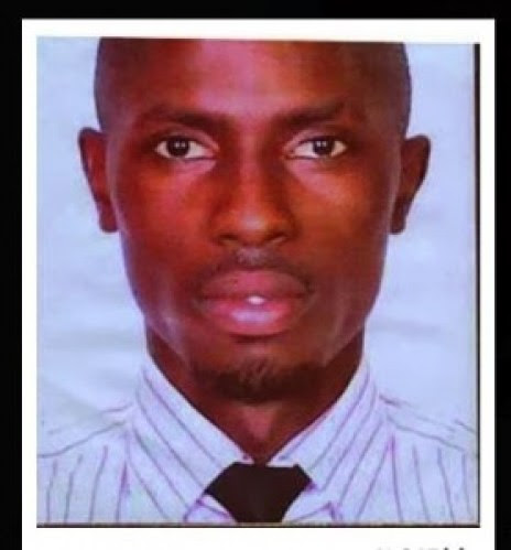 Moses Murtala First Class Graduate Of Economics Shot Dead By Policeman While Defending Girlfriend [See Photo]