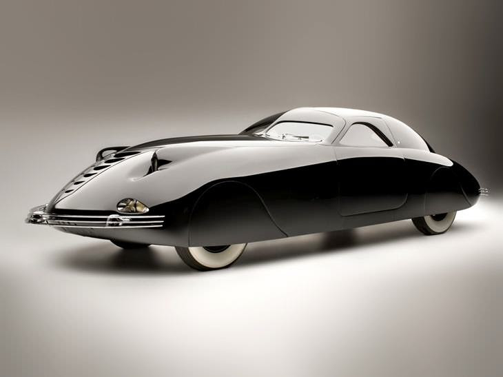 30 Concept Cars