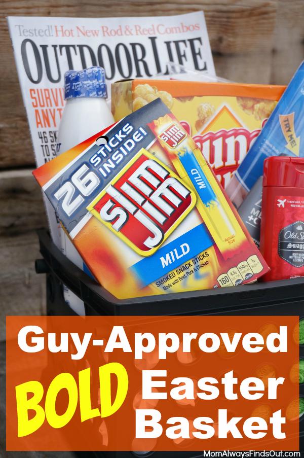 Bold Easter Basket Ideas For Men 100 Walmart Gift Card Giveaway