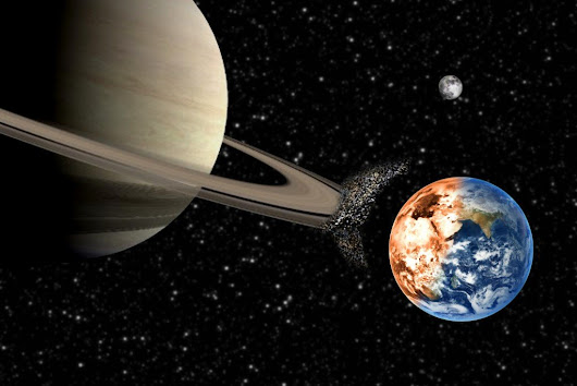 What Would Happen If Saturn Moved Past Earth?