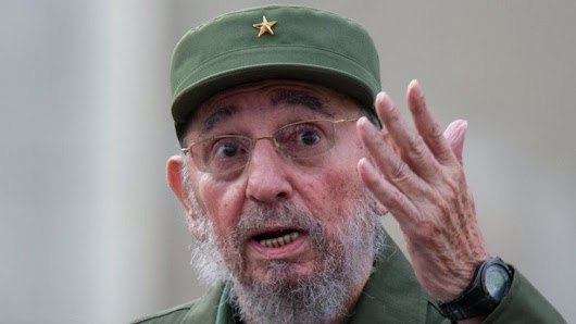 Fidel Castro, Cuba's leader of revolution, dies at 90