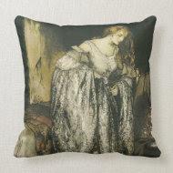 Fairy Tale Sparkle Dress American MoJo Pillow throwpillow