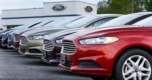 5 warning signs for U.S. auto industry
