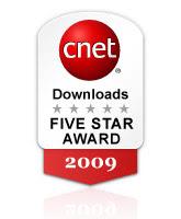 Download.com: User Rating 5