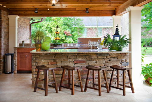 Outdoor Living traditional patio