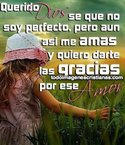 Imagenes Cristianas De Gracias Dios Por Tu Amor