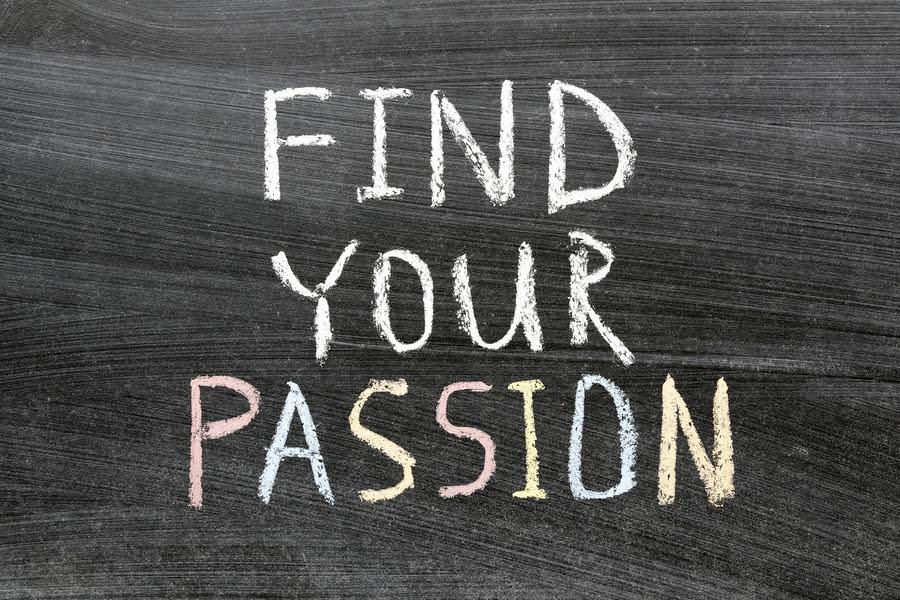 Cara Tepat Menemukan Passion Diri
