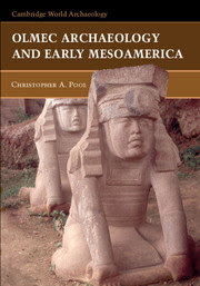 Cover of the Book: Olmec Archaeology and Early Mesoamerica