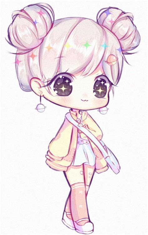 pin  casey robinson  chibi   cute anime chibi