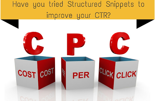 Have you tried Structured Snippets to improve your CTR? - SocialOrange