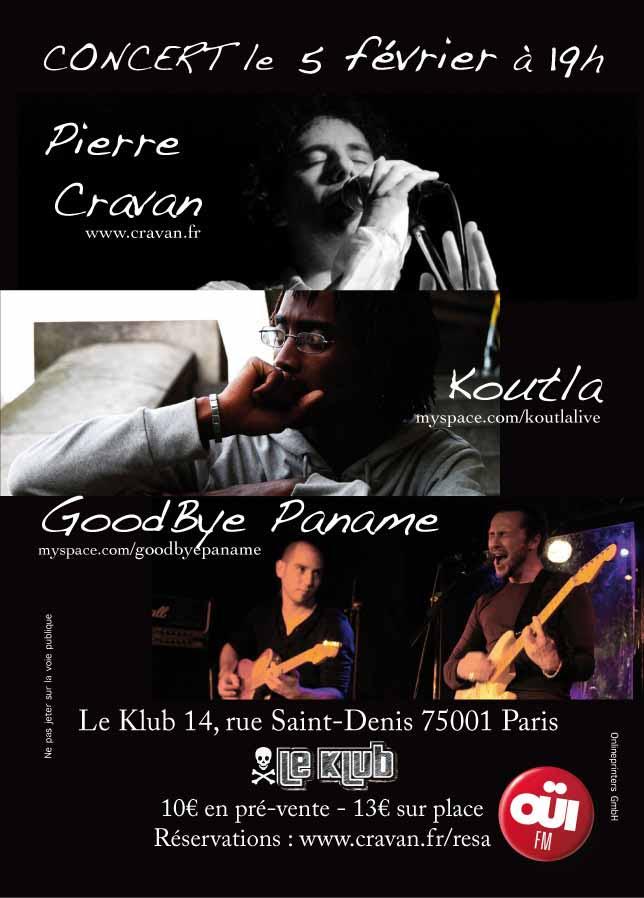 Affiche 27 Novembre 2011