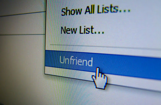 "Four Ways To ""Unfriend"" Someone On Facebook Without Actually Unfriending Them"