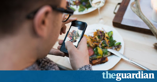 Instagram generation is fuelling UK food waste mountain, study finds | Business | The Guardian