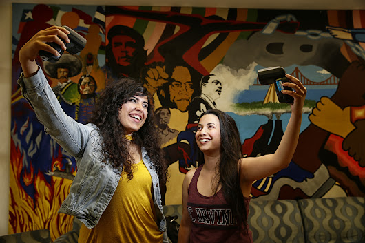UC Irvine's rare distinction: It's an elite research university that's a haven for Latinos