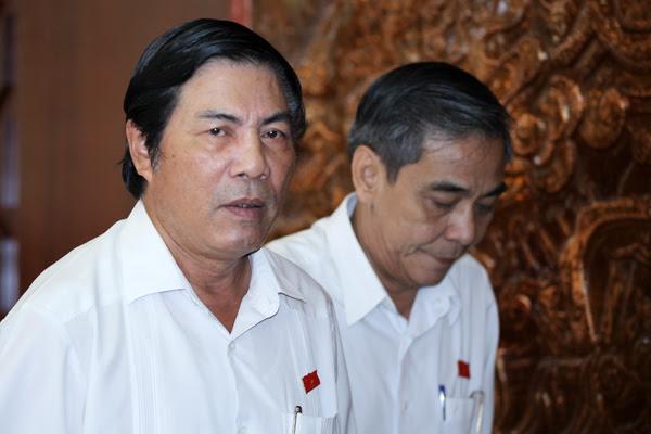 Ban nội chính, Nguyễn Bá Thanh, Nguyễn Bá Cảnh