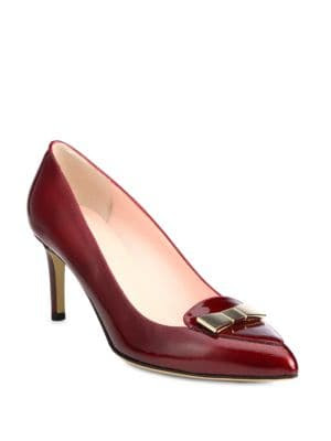 Kate Spade Yvonne Patent Leather Pumps