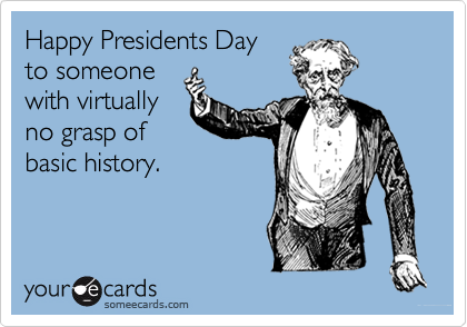 Tales Of Two Cities Ruminations On Presidents Day 2013