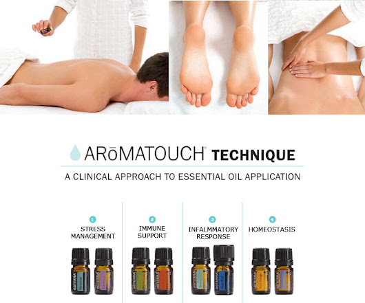 Welcome AromaTouch with Stephanie Duell! Bella Nani