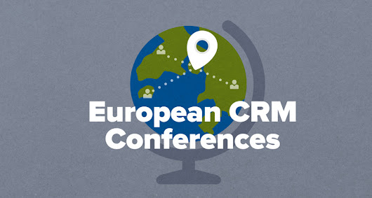 19 CRM conferences to Attend in 2017