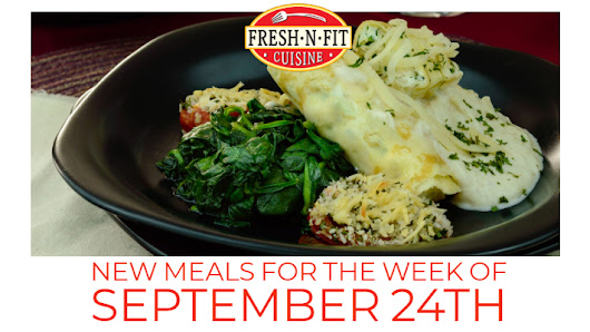 Fresh 'N Fit Cuisine's New Fall Meals For The Week of September 24th
