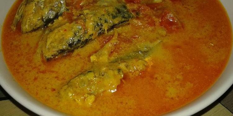 Resep Gulai Ikan Kembung Banjar Oleh Winaria Lubis