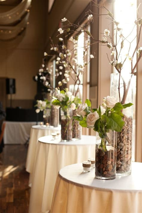 17 Best ideas about White Branch Centerpiece on Pinterest