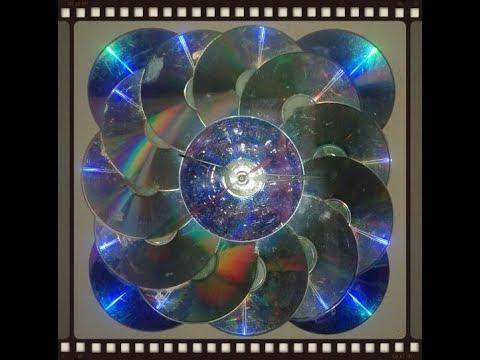 CD'S  WALLCLOCK