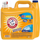 Arm & Hammer 2X Ultra Liquid Laundry Detergent, Clean Burst - 210 oz jug