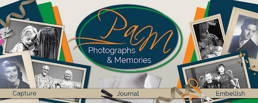 Photographs and Memories Scrapbooking